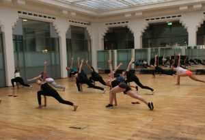 Pilates lessons in The Hague