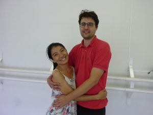 Weddingdance lessons in The Hague